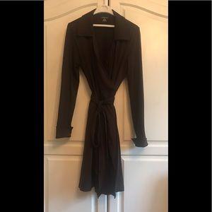 Lands' End Wrap Dress